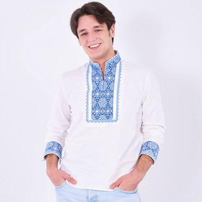"""Embroidered shirt """"Hetmans 2"""""""