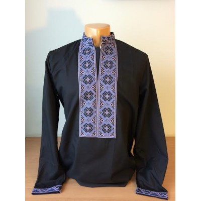 """Embroidered shirt """"Olvia Power"""""""