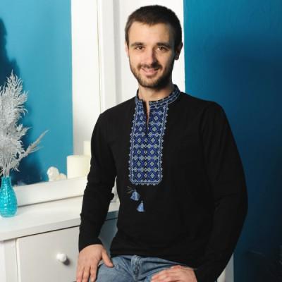 """Embroidered t-shirt for man """"Khmelnitsky"""""""
