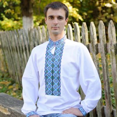 "Embroidered shirt ""Svyatoslav"""