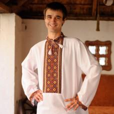 """Embroidered shirt """"Boryslav"""""""