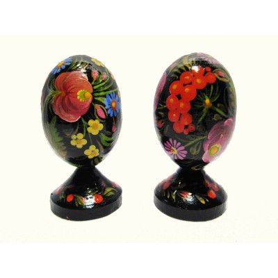 Easter Egg Wooden on stand