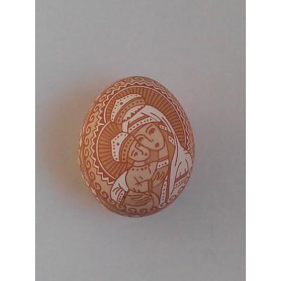 """Easter Egg """"Prayer"""""""