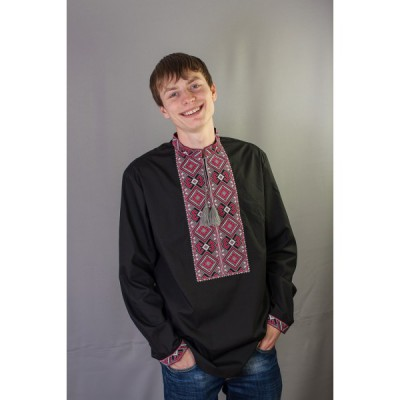 "Embroidered shirt ""Ukrainian Cossac"""